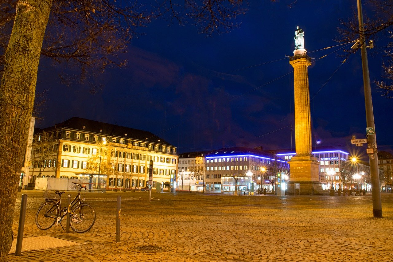 Darmstadt Mainz